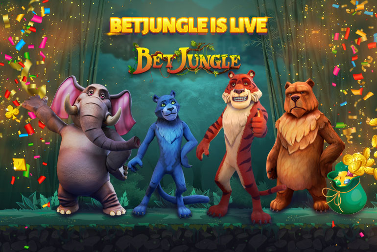 betjungle online casino launched play free casino games