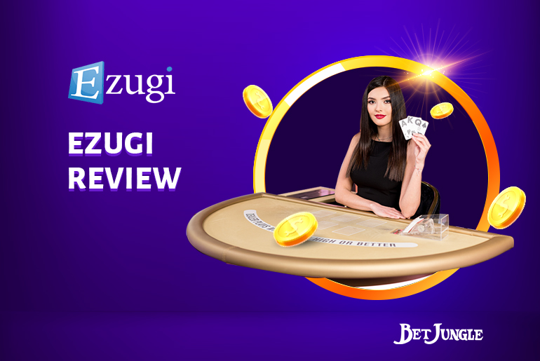 ezugi provider casino online review betjungle