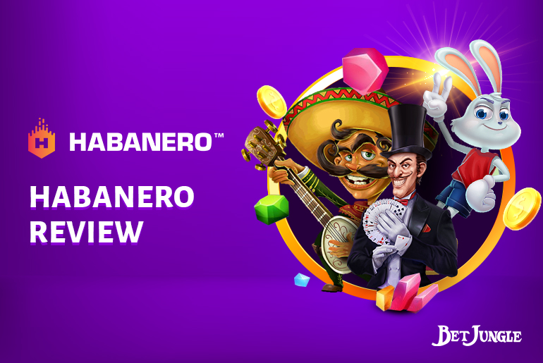 habanero systems provider review betjungle online casino