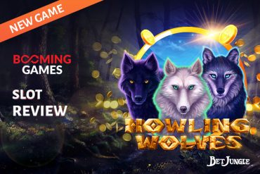 howling wolves online slot booming games play at betjungle online casino